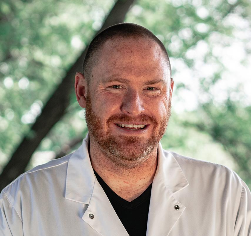 Dr. Jason Bush